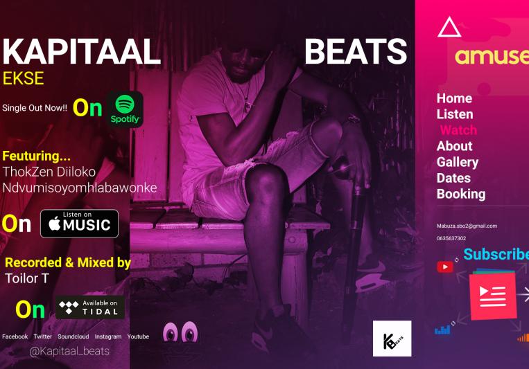 Kapitaal_Beats on SoundBetter