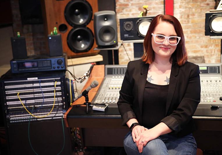 Audrey Martinovich on SoundBetter