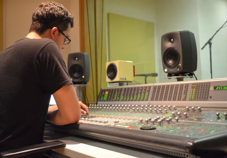 Abel Delgado on SoundBetter