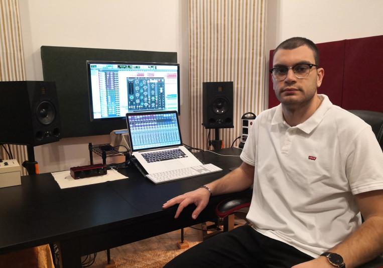 Stefano Sannino on SoundBetter