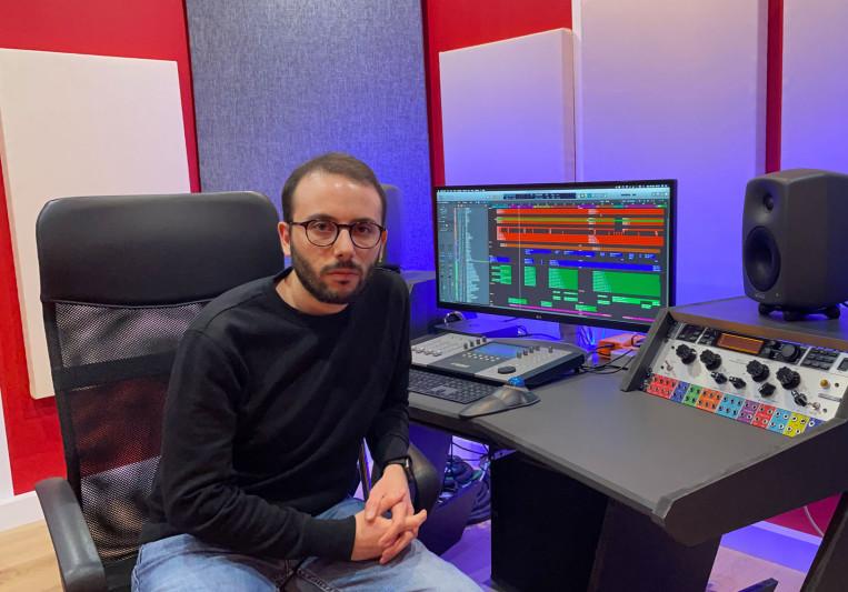 Santino Polidoro on SoundBetter