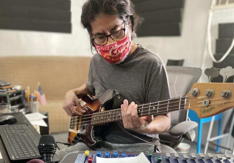 Andrew Jaimez on SoundBetter
