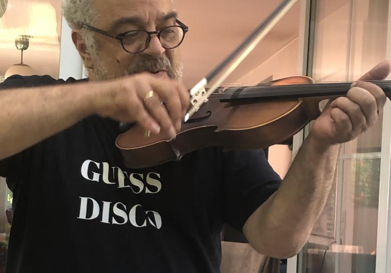 Alberto S. on SoundBetter