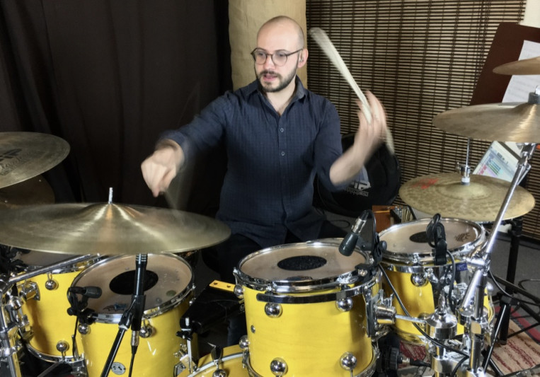 Silvio Centamore on SoundBetter