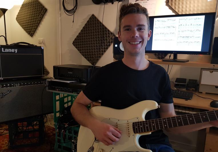 Adam Heath on SoundBetter