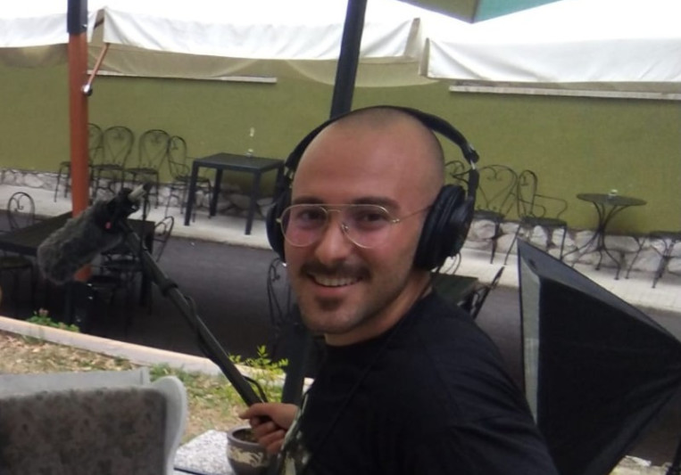 Alberto Madrigali on SoundBetter