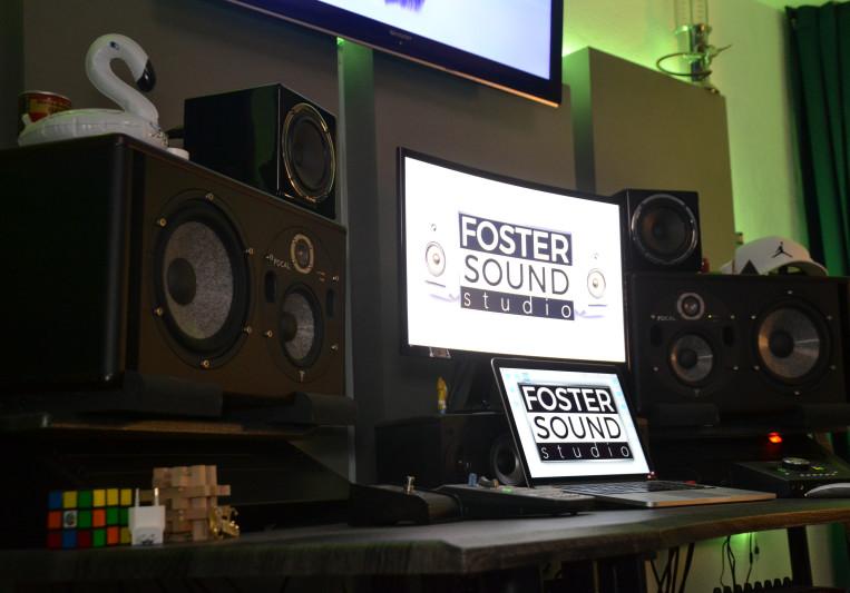 Foster Sound Studio on SoundBetter