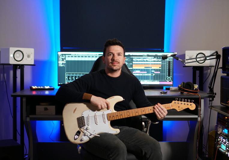 Eddy Giunchi on SoundBetter
