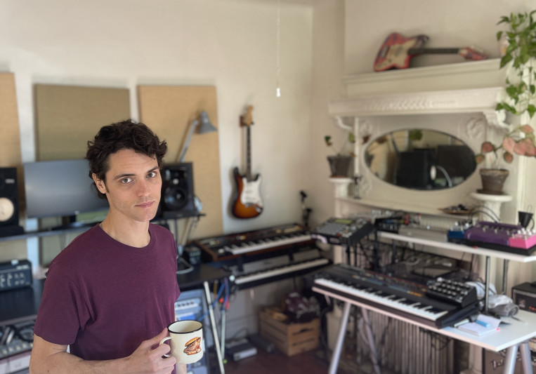Jesse Barnes on SoundBetter