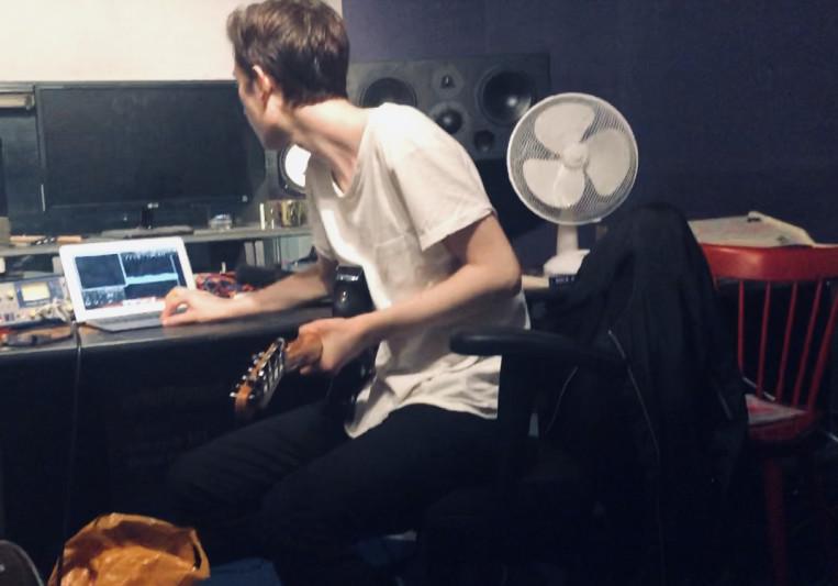 Adam James on SoundBetter