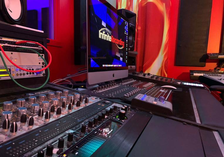 Infinite Recording Studios on SoundBetter