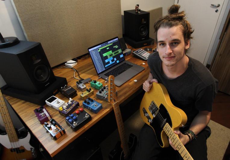 Victor Kroner on SoundBetter
