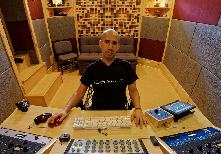 Camilo Silva F Mastering on SoundBetter