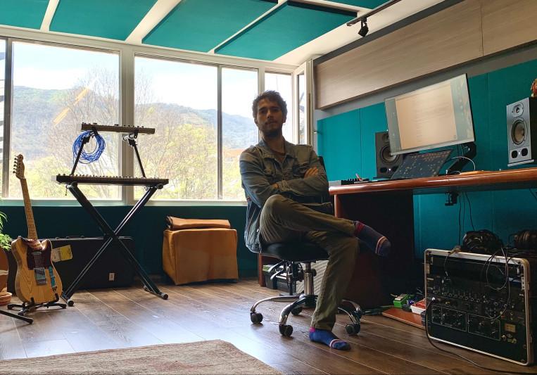 Santiago Mejía B. on SoundBetter