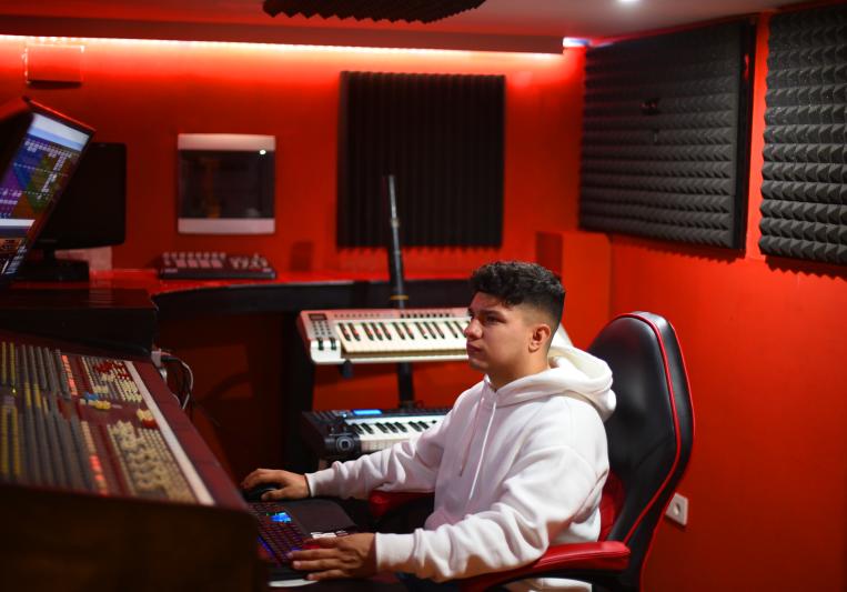 Jahm PRD on SoundBetter