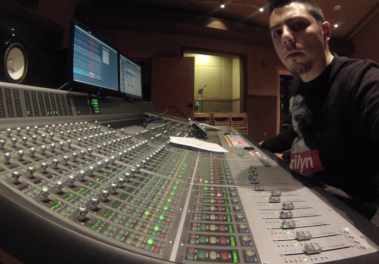 mixing engineer AD on SoundBetter