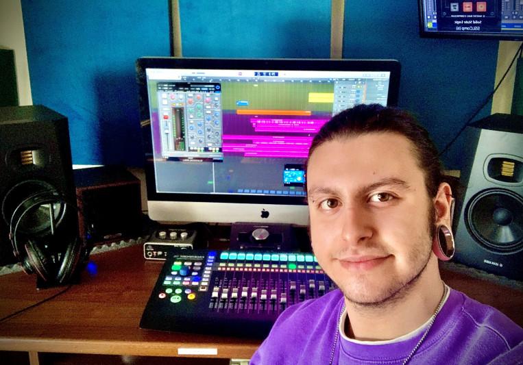 Gabriele Gasparroni on SoundBetter