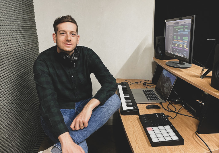 Mike Wegmüller on SoundBetter