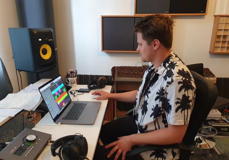 Fránk Bayer on SoundBetter