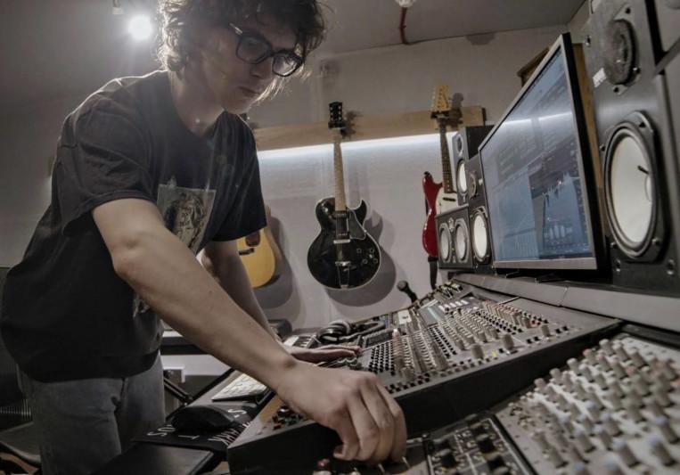 Teo Marangon on SoundBetter