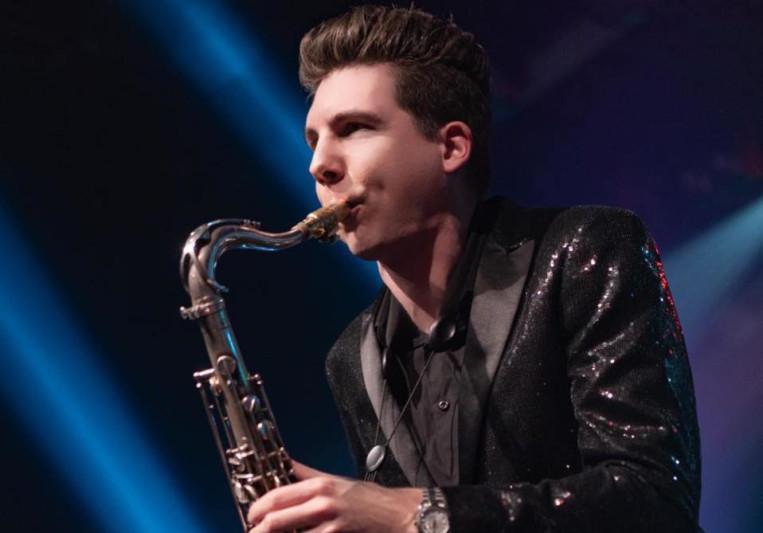 Eli Bennett (Saxophone) on SoundBetter
