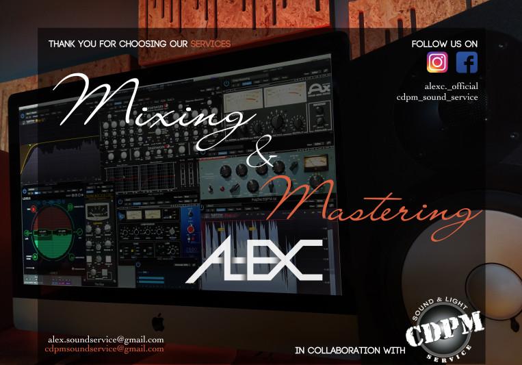 AlexC. on SoundBetter