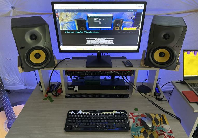 Proven Randall on SoundBetter