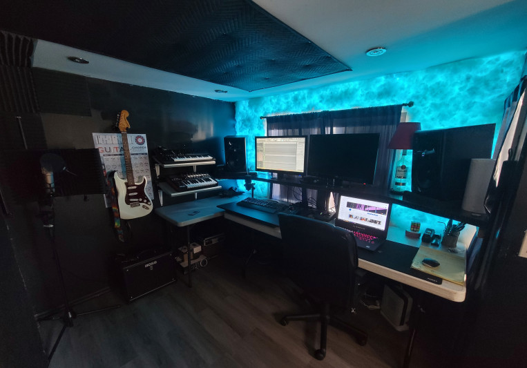 LockHard on SoundBetter
