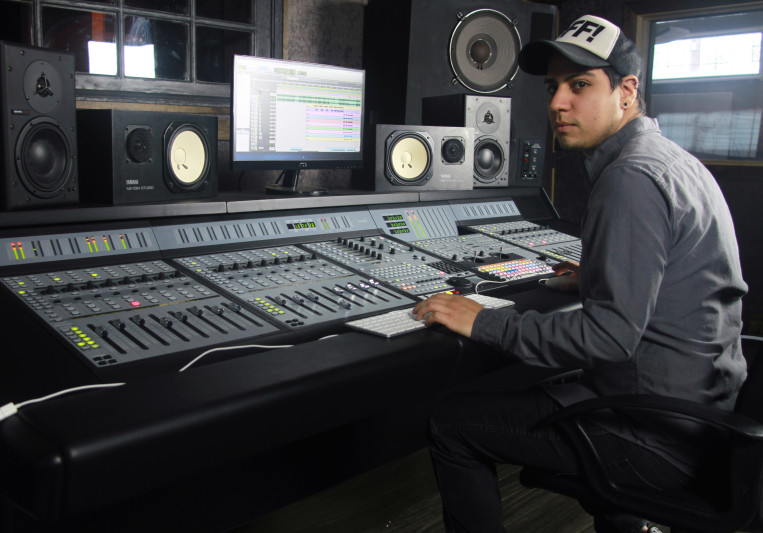 J. Ferron - One Mix on SoundBetter