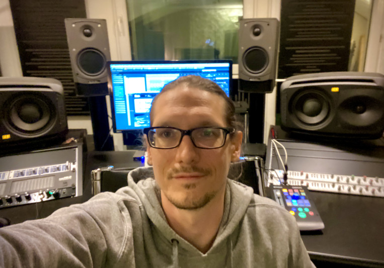 Alexander Hwesta on SoundBetter