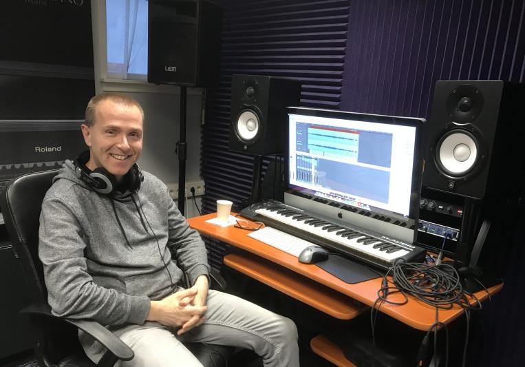 Hans Beijnes Music on SoundBetter