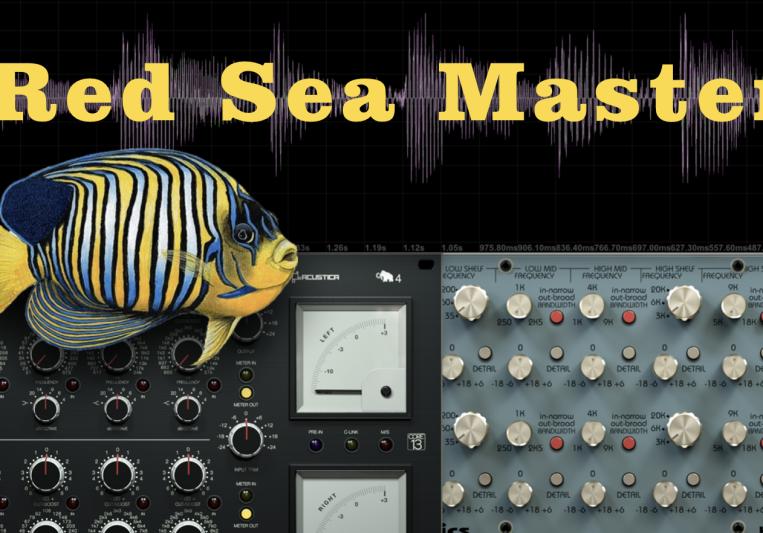 Red Sea Mastering on SoundBetter
