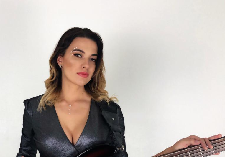 Anastasiia AZonBass on SoundBetter