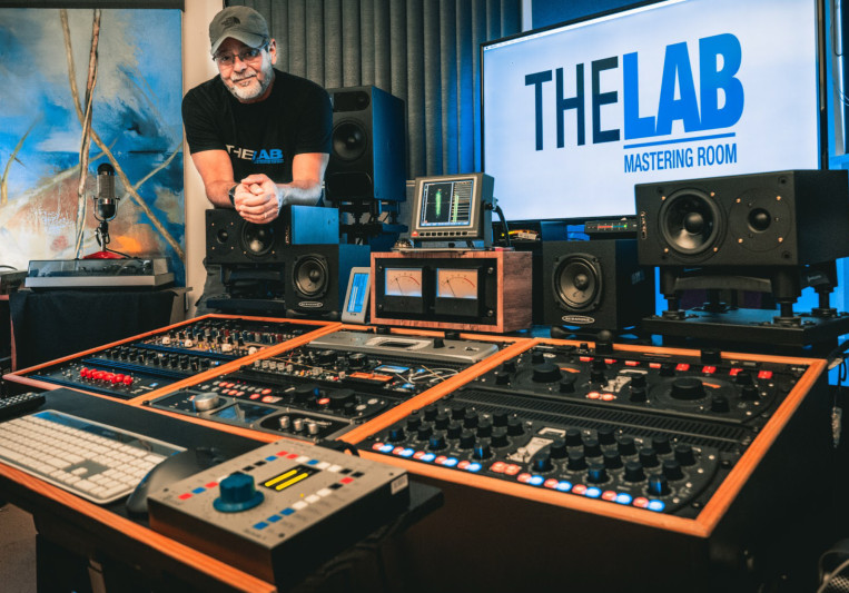 The Lab Mastering Room on SoundBetter