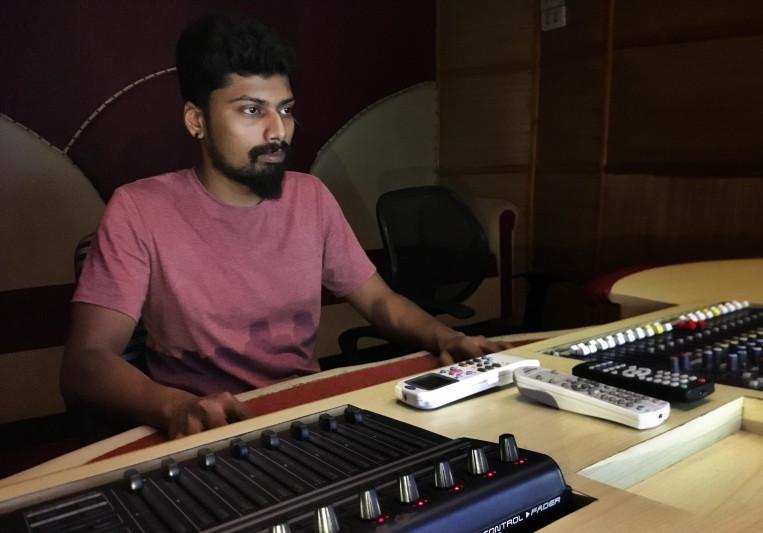 Sourabh on SoundBetter