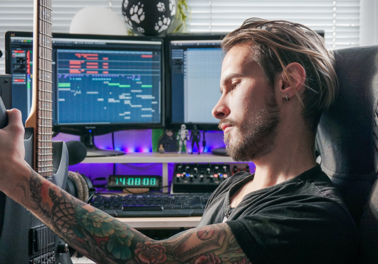 Maks SF (Entropy Zero) on SoundBetter