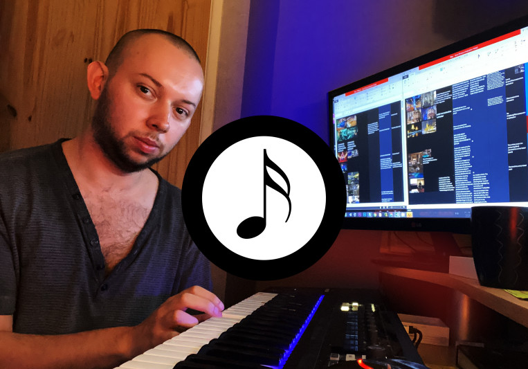 PeterScarbrand on SoundBetter