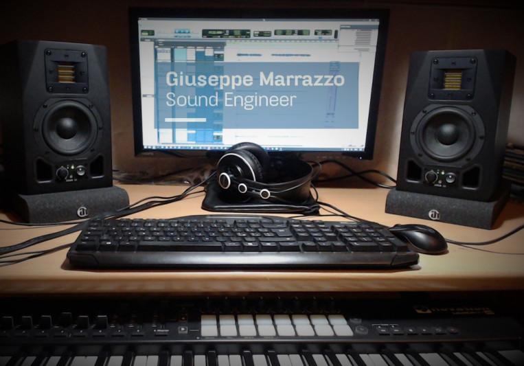 Giuseppe Marrazzo on SoundBetter