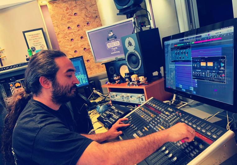 Nikos Trialonis on SoundBetter