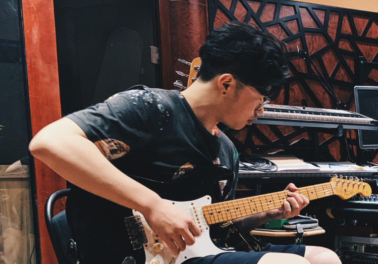 Jonas Wang on SoundBetter