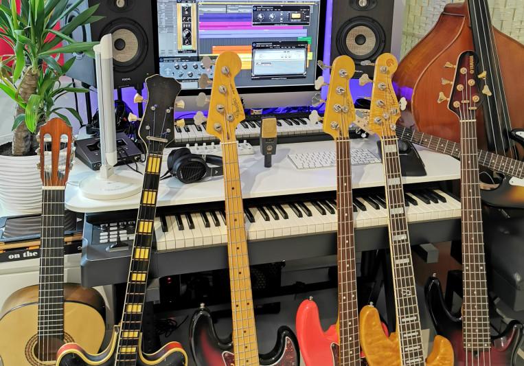 Edoardo Bombace on SoundBetter