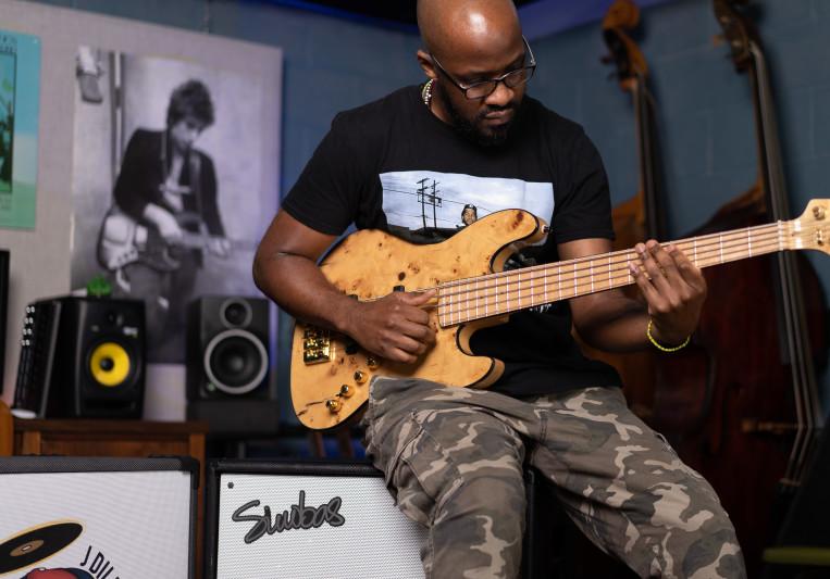 Darion Alexander on SoundBetter