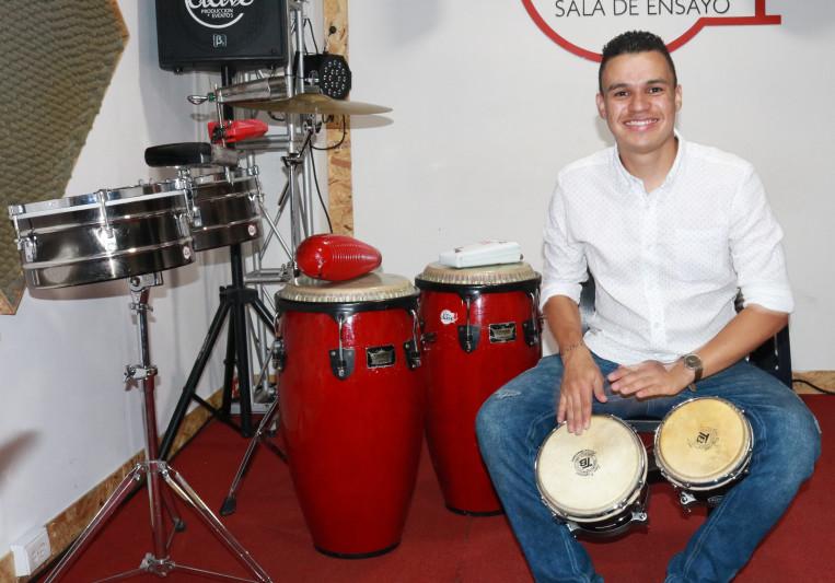 Camilo Barrera (Milo timbal) on SoundBetter
