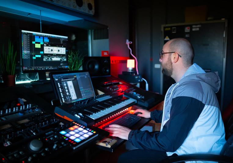 Massimiliano Berto on SoundBetter