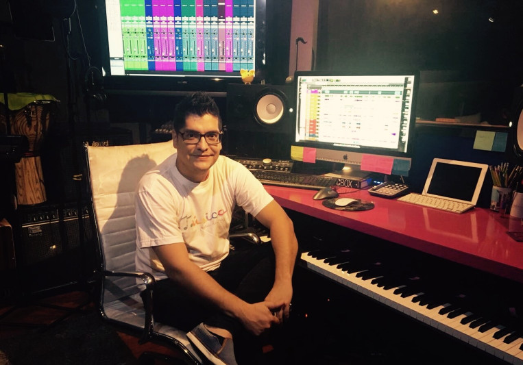 Diego Gómez on SoundBetter