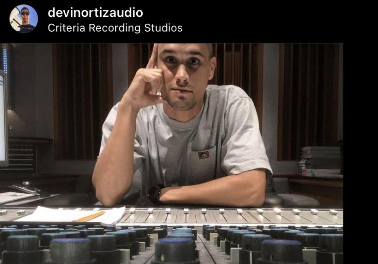 Devin Ortiz Audio on SoundBetter