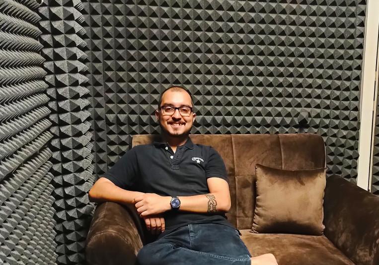Adamya Bajaj on SoundBetter