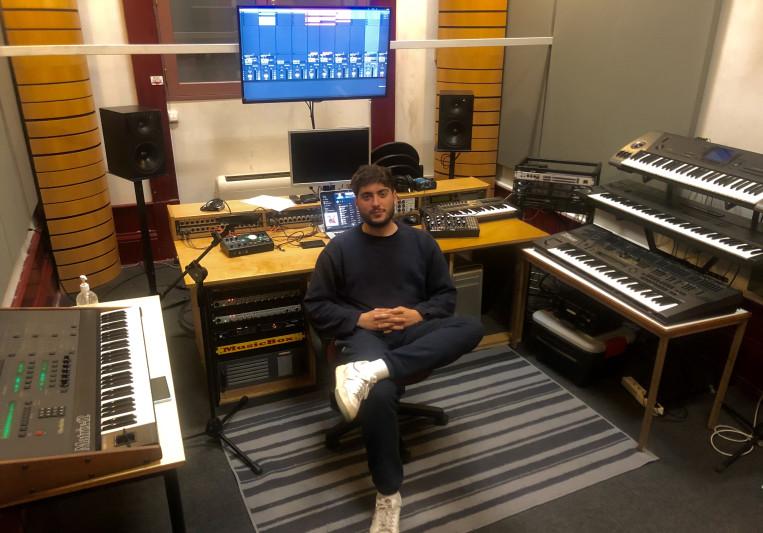 Andrés Búa on SoundBetter
