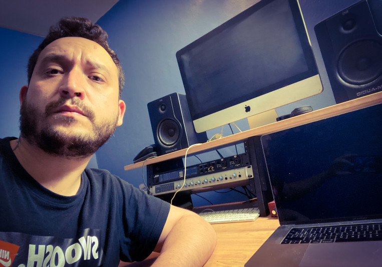 Alessandro Cafagna on SoundBetter