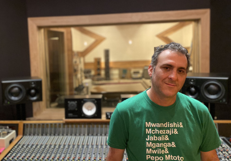 Ben Rubin on SoundBetter